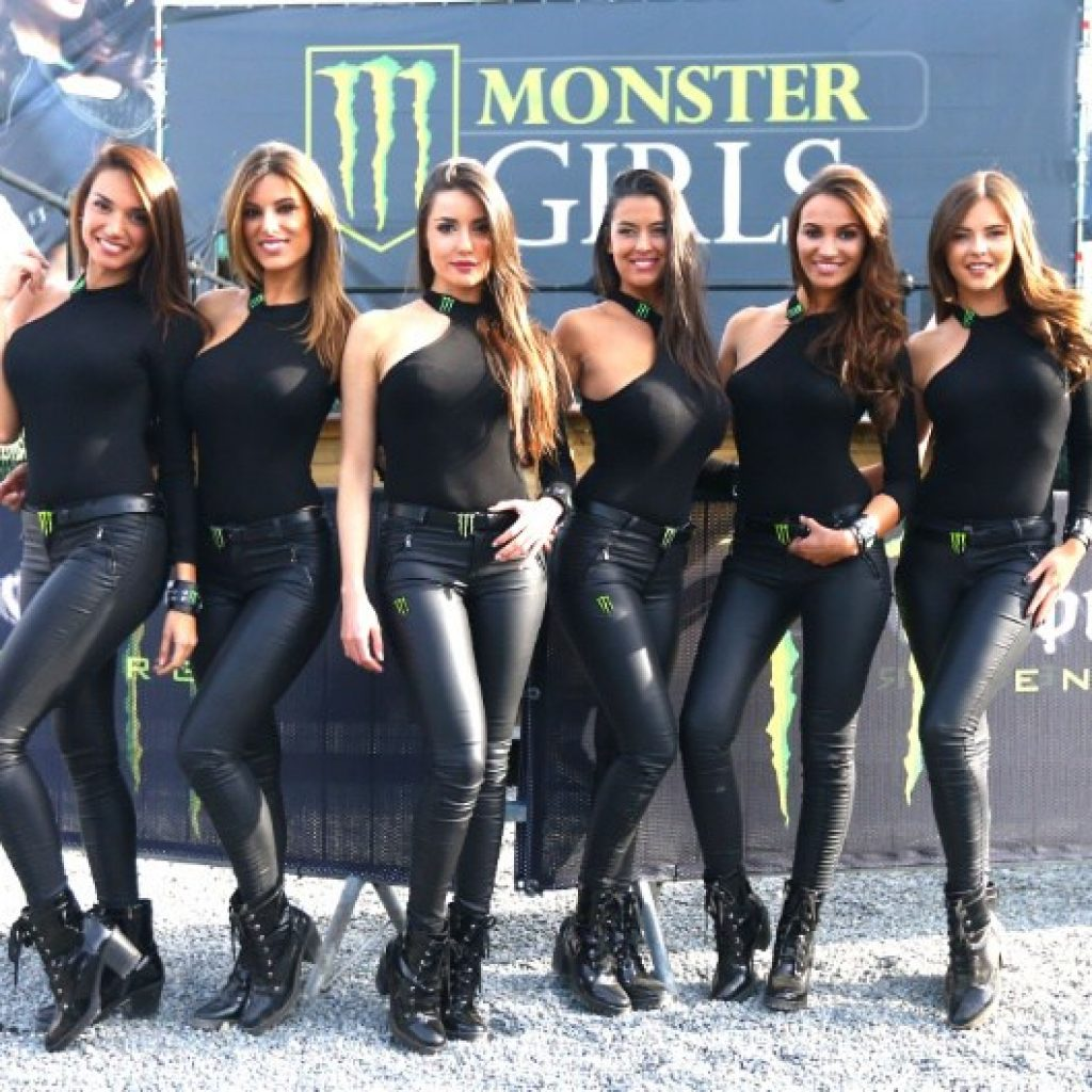 Monster energy girls bare but naked picture