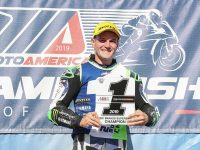 MotoAmerica champion Beaubier makes step up to Moto2