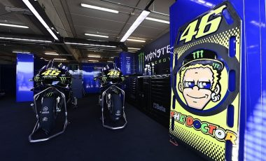 Rossi may compete in European MotoGP round after negative home COVID test