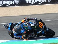 Moto2 Andalusia: Bastianini dominates for maiden win