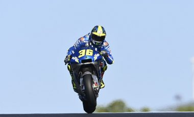 """Mir: """"No difference"""" to feeling on track as MotoGP world champion"""