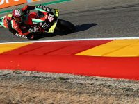 "Espargaro ""can't go faster"" on current MotoGP Aprilia"