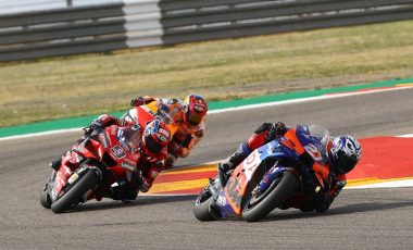 "Developing bike with 2021 MotoGP rider line-up will be a ""challenge"" – KTM"