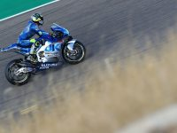 "MotoGP leader Mir ""really surprised"" by Honda's pace in Teruel GP practice"