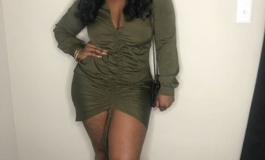 Fashion Bombshell of the Day: Destiny from Virginia