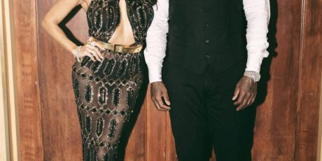 Jeannie Mai Wore Michael Costello in Jeezy's 'Almighty Black Dollar' Video
