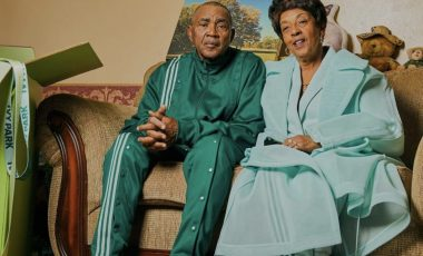 Photographer Eric Hart Jr. Goes Viral After Capturing Grandparents Rocking Beyoncé-Gifted Ivy Park x adidas Apparel and Sneakers!