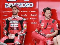 MotoGP sabbatical now an option for Ducati's Dovizioso, says manager