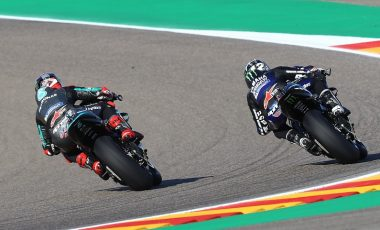 Yamaha docked points for MotoGP engine infringement