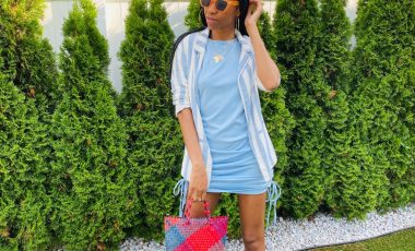 Fashion Bombshell of the Day: Tranay from New York