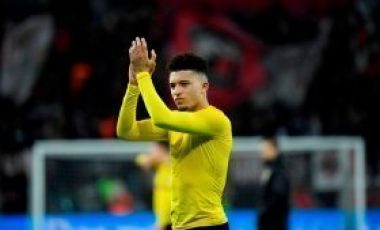 Manchester United won't be able to sign Jadon Sancho in January