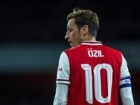 Mesut Ozil left out of Arsenal's 25-man Premier League squad