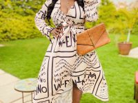 Fashion Bombshell of the Day : Alice from Kenya